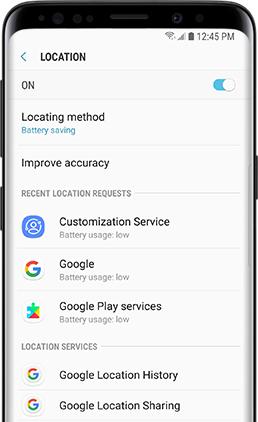 Cara Mengatasi/Memperbaiki Masalah GPS Samsung Galaxy S9,Ini Caranya 2