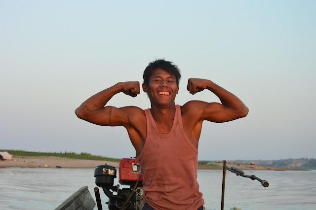 Neymar alias notre boat driver