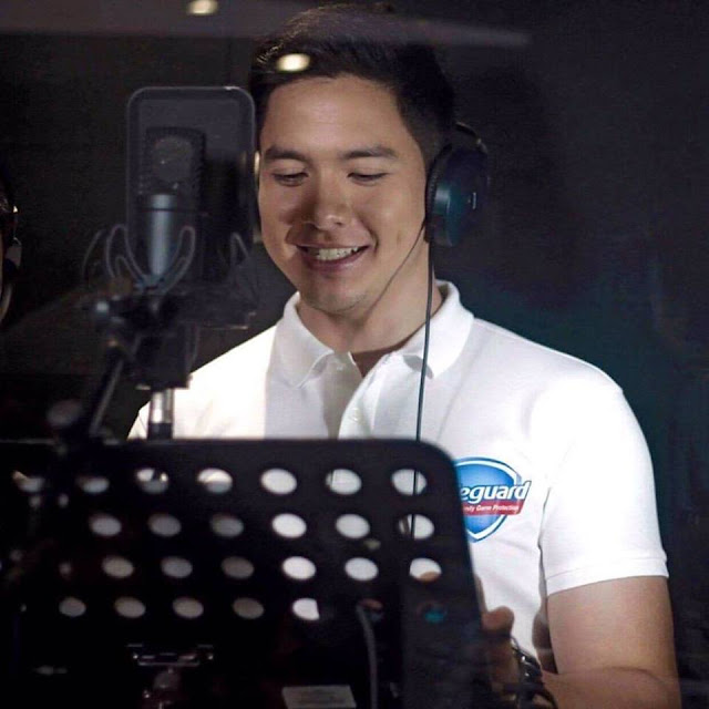 New Handwashing Music Video of Alden Richards Sets the Tune for a worry-free Christmas