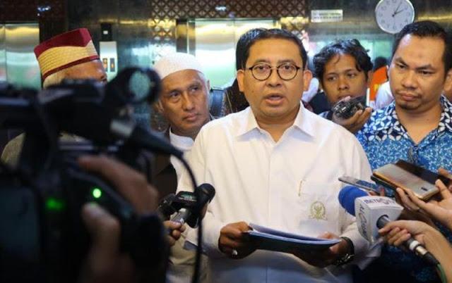 Fahri Hamzah-Fadli Zon Dilaporkan ke MKD Akibat Buntut Hoaks Ratna