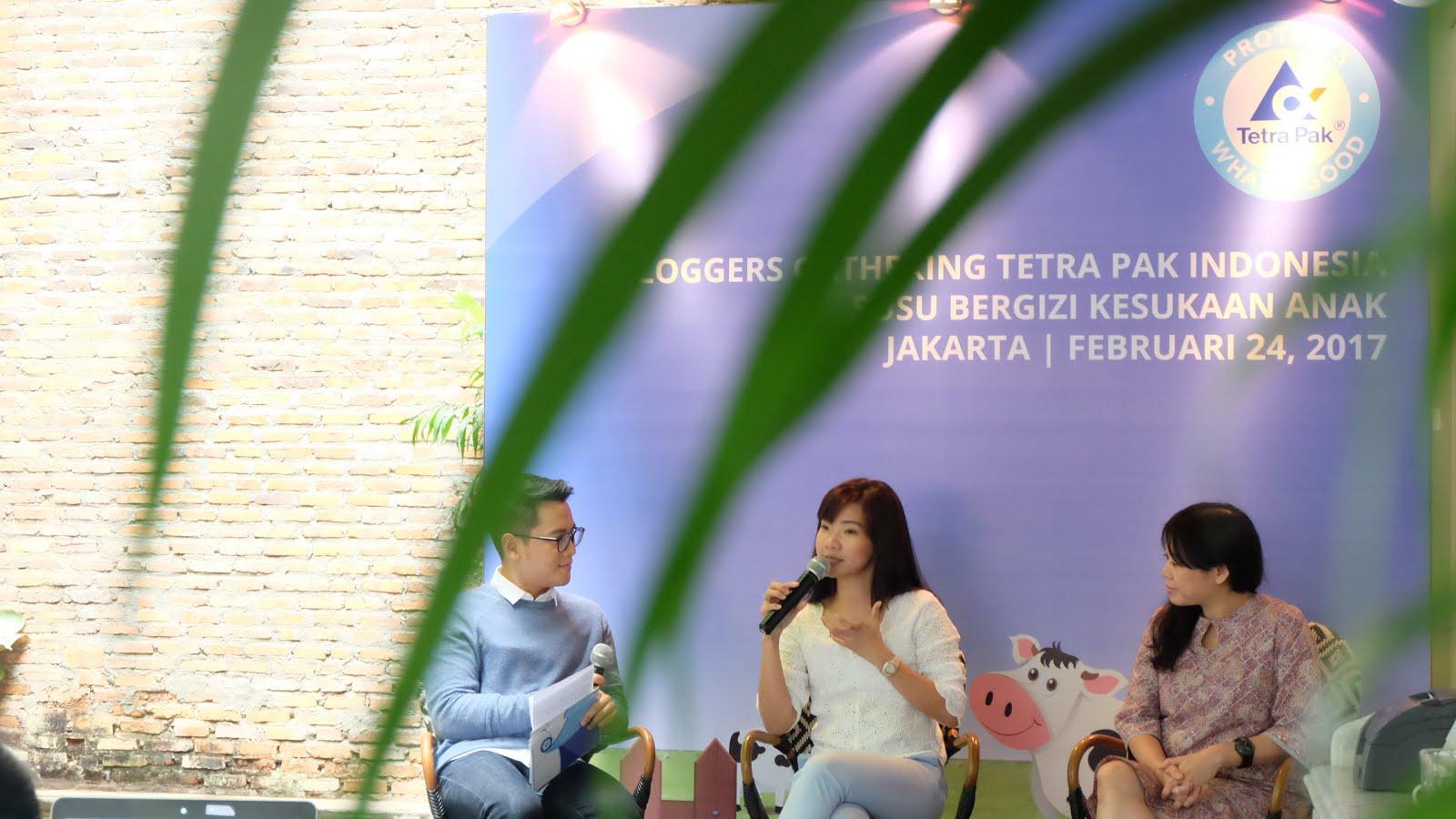 Blogger Gathering Tetra Pak #SusuBergiziKesukaanku