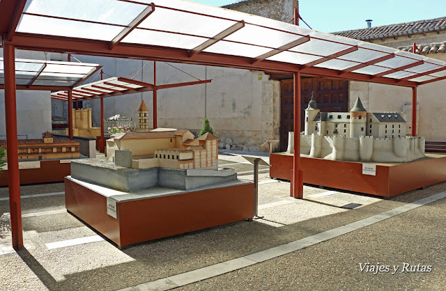 Exposición de maquetas, Casas del Tratado, Tordesillas, Valladolid