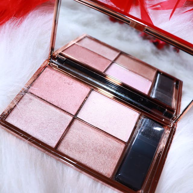 sleek makeup highlighting palette copperplate aydınlatıcı paleti incelemesi 1