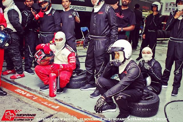 Honda Malaysia Racing Team (HMRT)