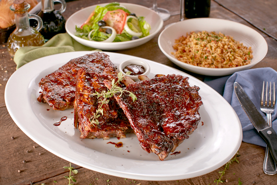 ITALIANNI'S ULTIMATE RIBS