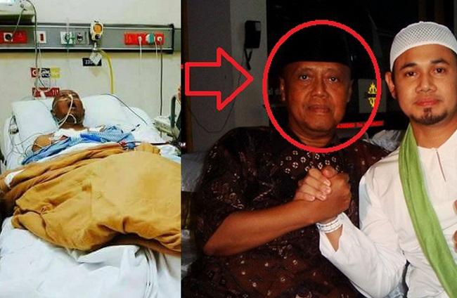 Tokoh agama pro Ahok dan anti aksi 212 KH Nur Muhammad Iskandar SQ pembaca doa demo tandingan 412 Parade Kita Indonesia dikabarkan sakit.