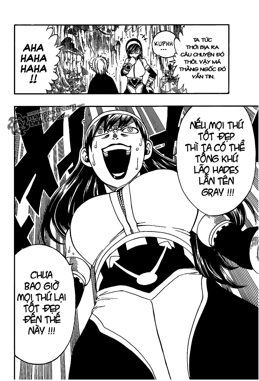 Fairy Tail chap 239 trang 10
