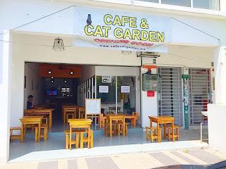 Cafe & Cat Garden