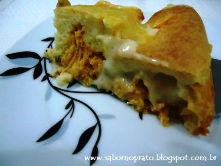 Torta simples e saborosa!