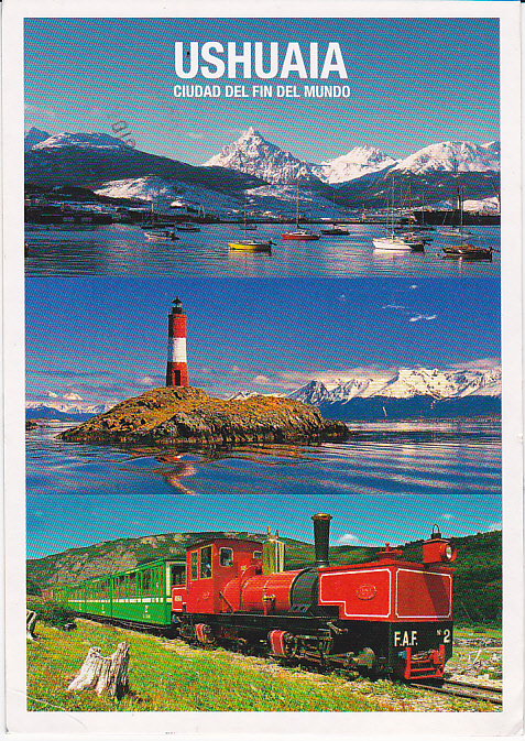 Discover the World on Trains: Southern Fuegian Railway ...