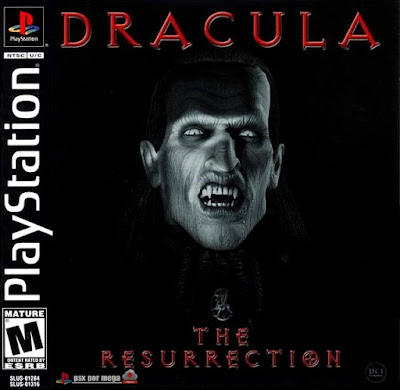 descargar dracula the resurrection psx mega