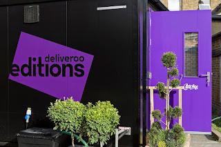Deliveroo lancia Deliveroo Editions