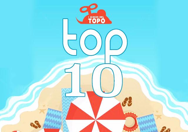 Giochi da ombrellone, la Top 10 dei Giochi del Topo