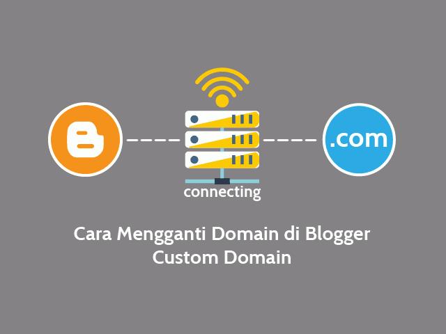 Cara Mengganti Domain .Blogspot dengan Domain TLD