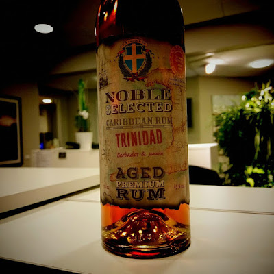 Review: Noble Selected Aged Premium Rum