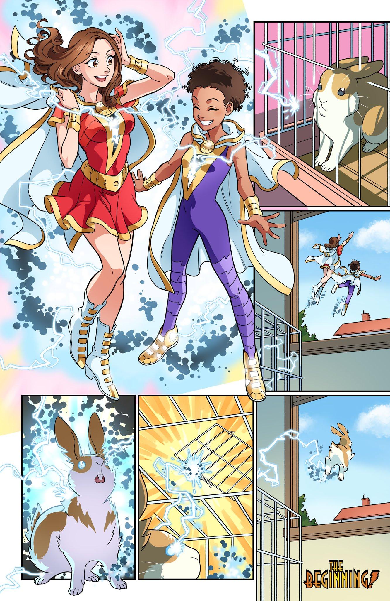Shazam! (2019) #1 #8 - English 29