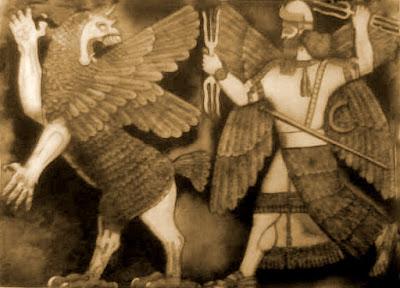 Ανουνάκι… Ποια η σχέση της με τον πλανήτη Nibiru;