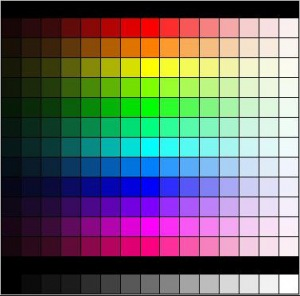 kode warna color html