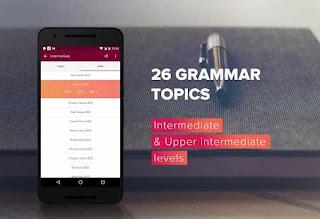 تحميل تطبيق English Grammar Test 1.9.8 Apk for Android