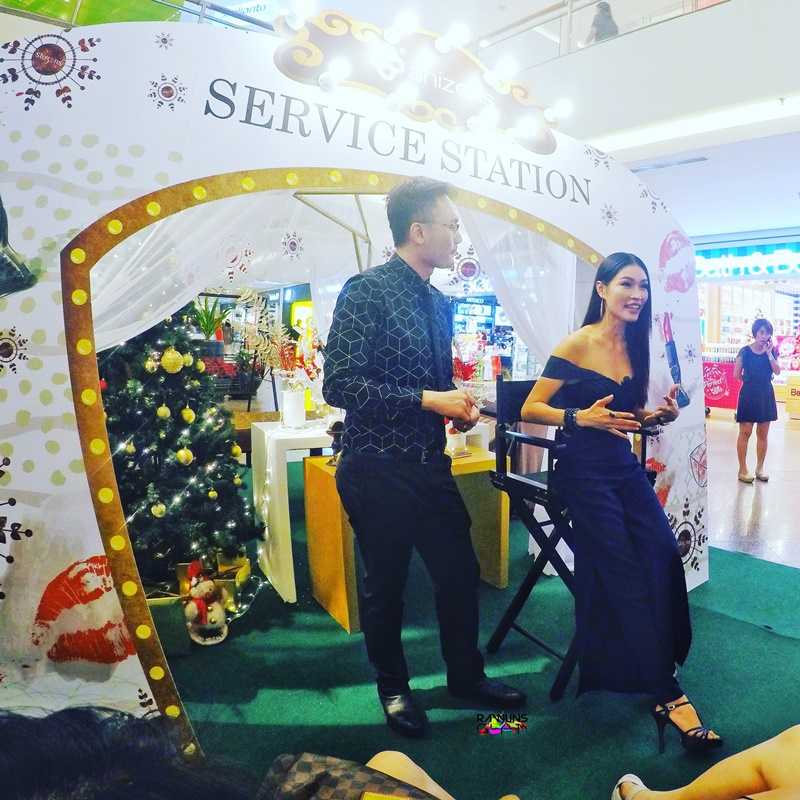 Shizens Malaysia, Beauty review, Aqua Pore Perfection, Silky Matte Finish Foundation, Smack Lips, Rawlins GLAM, Beauty tips, Amber Chia, Supermodel