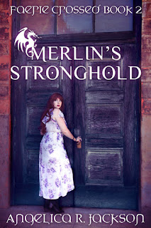 Operation Awesome Angelica Jackson's Interview and New Cover Reveal #CoverReveal #book Merlin's Stronghold #ComingSoon