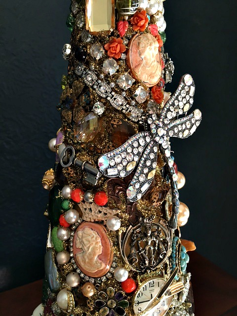 Kim Williams Teacherartistdesignermaker Jewelry Christmas Tree