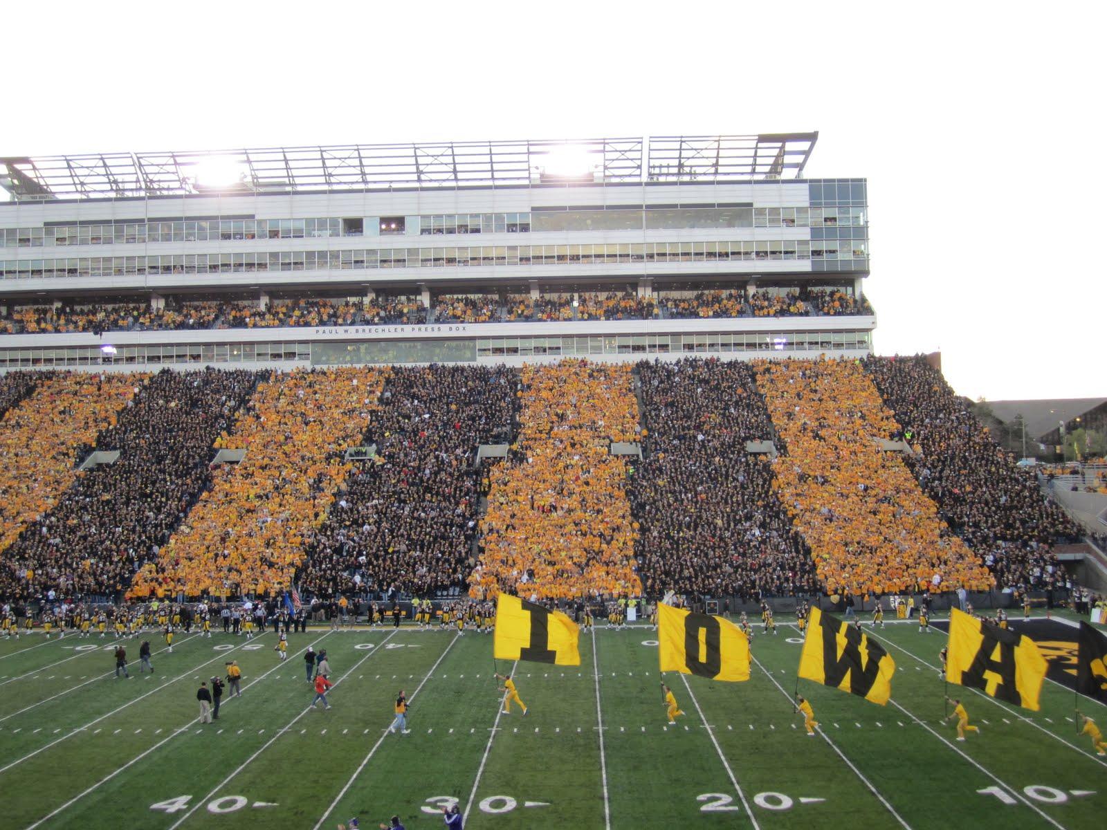 picture stadium striped kinnick