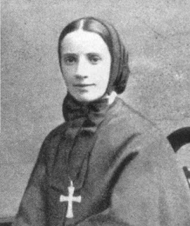Saint Frances was encouraged by the Pope to go to the United States to help Italian immigrants