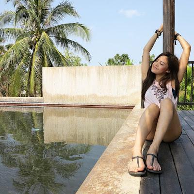 Zozeen Panyanut Bintang Iklan Cantik Rexona 4