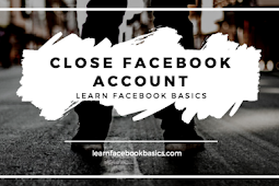 How to Close Facebook account Temporarily | Deactivate Facebook Account