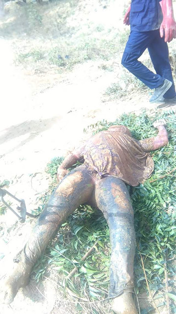 Body of female postgraduate student found at Tamburawa river, Kano in suspected suicide (see photos)