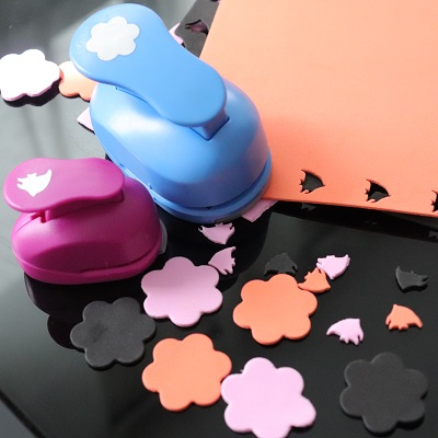 perforatrice fleur