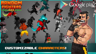 Random Fighters Apk v1.4.0 (Mod Money)