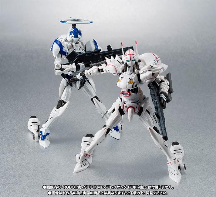 Toy Nippon: NewsFlash: Robot Damashii Alexander Type-02