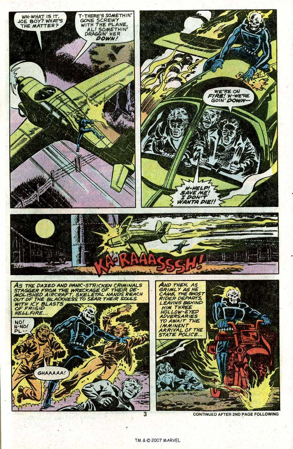 Ghost Rider (1973) Issue #45 #45 - English 5