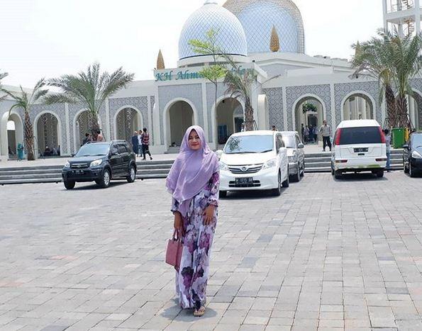Pesona Keindahan Masjid KH Ahmad Dahlan Bunder Gresik