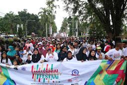 30.000 Generasi Muda di Bangka Belitung Meriahkan Millenial Road Safety Festival