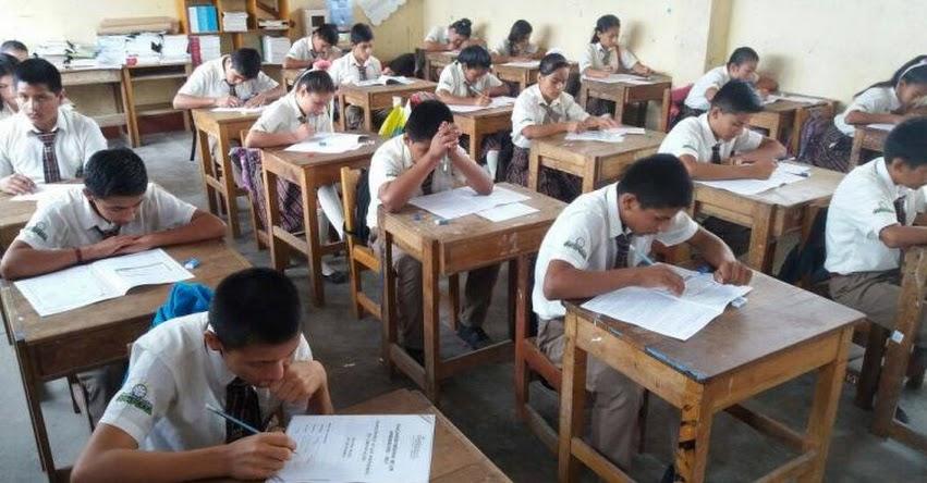 YA ES OFICIAL: Conoce la norma que entrega recursos para cubrir 1,259 plazas docentes en 8 regiones (D. S. N° 144-2019-EF)
