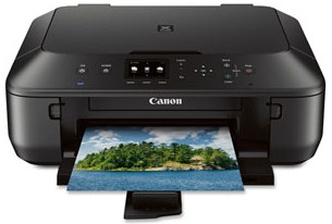 One Printer Canon Pixma Wireless Inkjet MG Canon MG5520 Driver Download