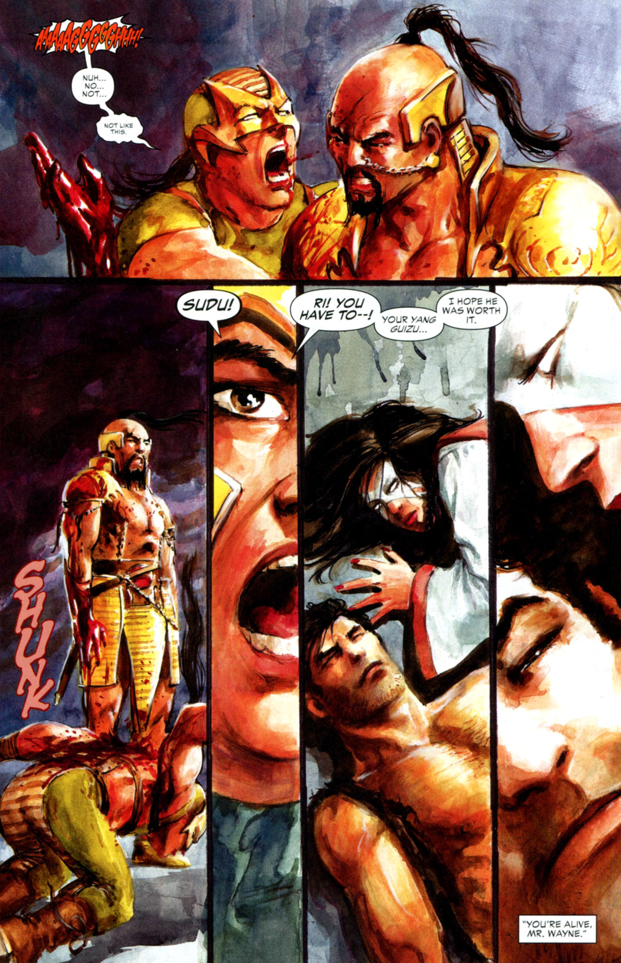 Batman Confidential Issue #52 #52 - English 17