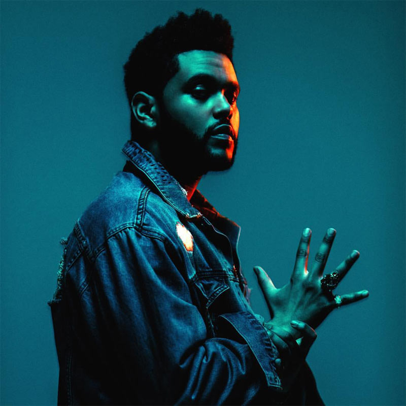 "The Weeknd finally ditches his ""tree"" hairstyle"