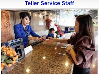Rekrutmen Bank BTN - Teller Service Staff (TS)