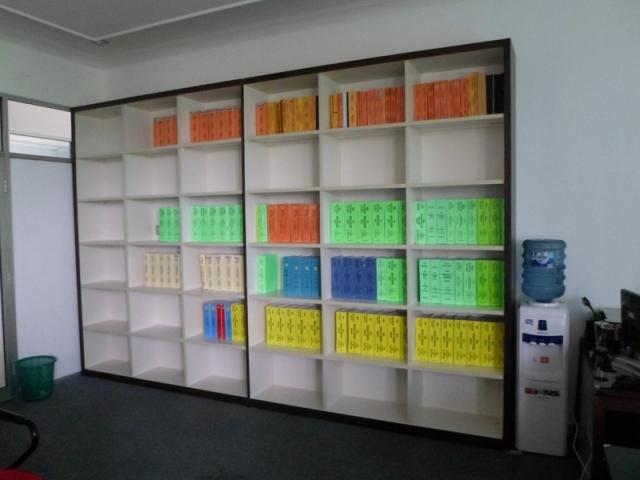 Lemari Dokumen  Rak Arsip  Rak File  Filling Cabinet