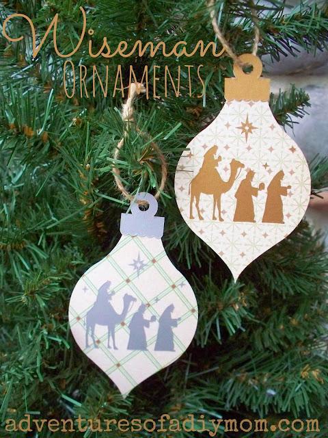 Wiseman ornament