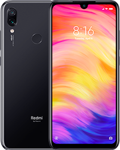 Xiaomi Redmi Note 7 vs iPhone X: Comparativa
