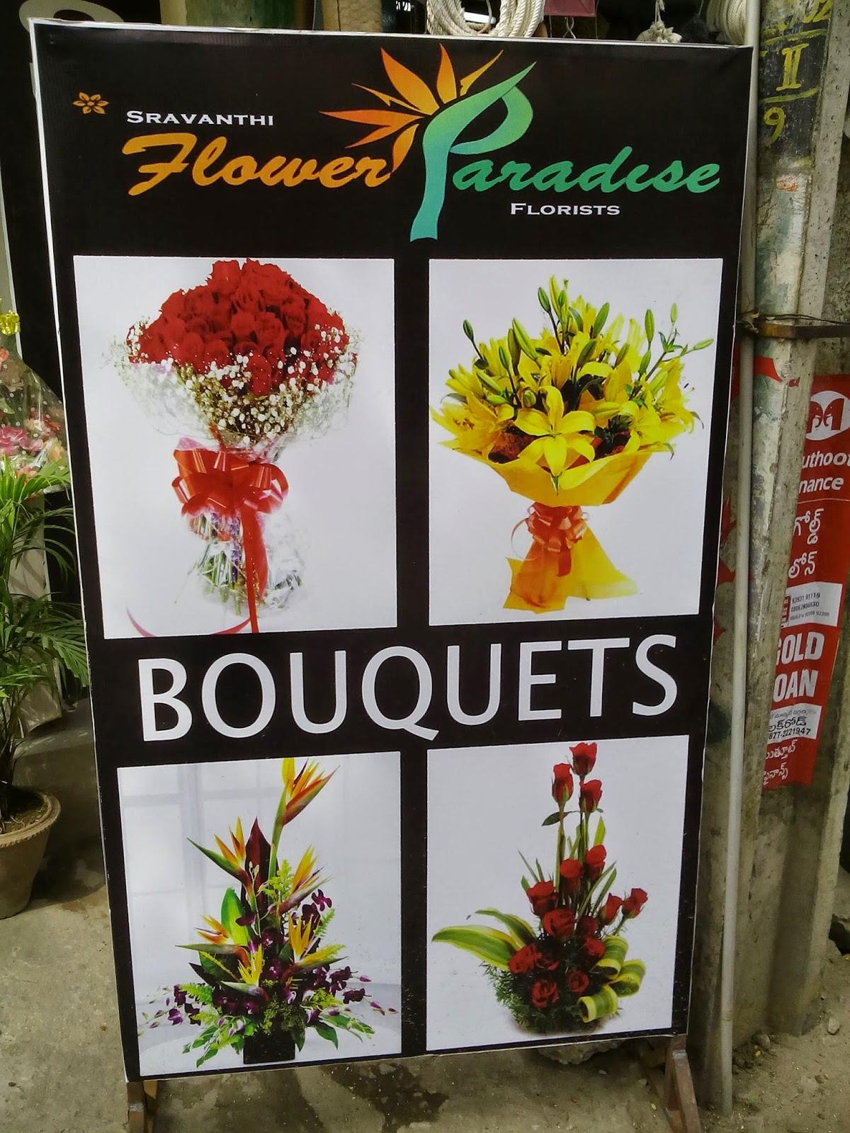 Sravanthi Flower Paradise Tirupati