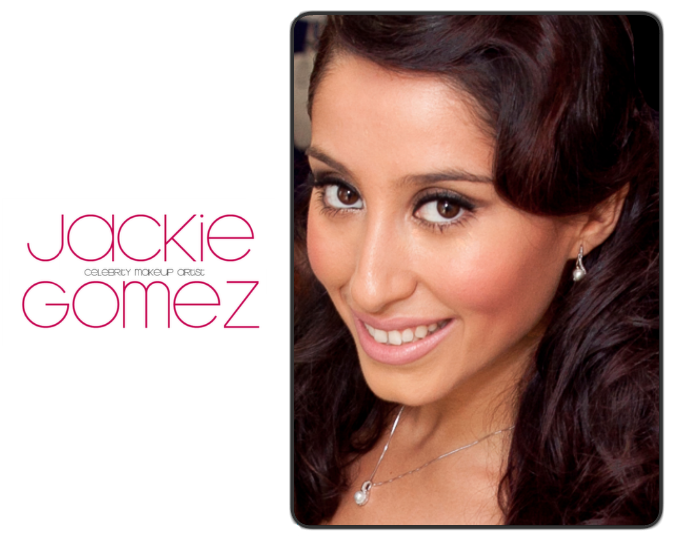 Q&A with Celebrity Make Up Artist- Jackie Gomez