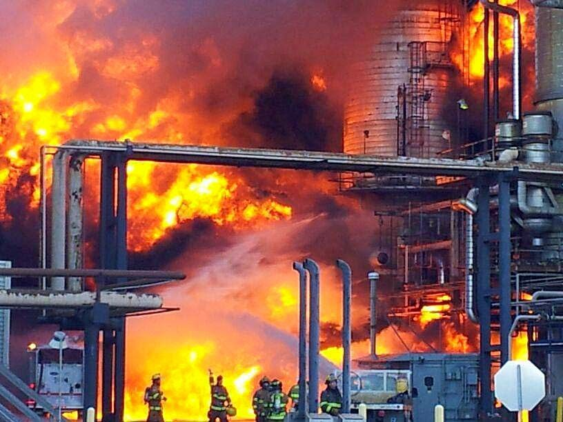 CSB Releases Board Approved Regulatory Report on Chevron Refinery