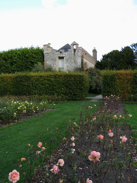 Ardgillan Castle Rose Garden