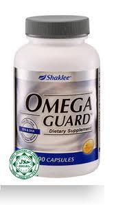 Omega Guard, shaklee, khasiat,sumber EPA dan DHA,rawatan alahan
